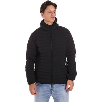 Ruhák Férfi Steppelt kabátok Ciesse Piumini 195CFMJ00126 N3520D Fekete