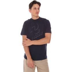 Ruhák Férfi Rövid ujjú pólók Invicta 4451241/U Kék
