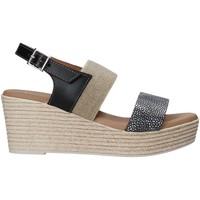 Cipők Női Szandálok / Saruk Valleverde 34275 Fekete
