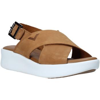 Cipők Női Szandálok / Saruk Valleverde 36640 Barna
