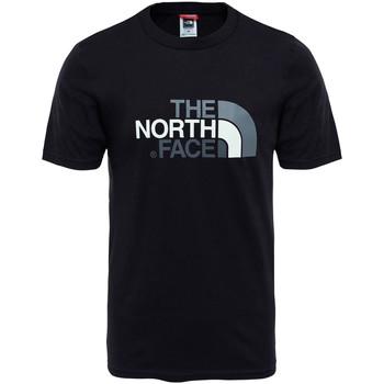 Ruhák Férfi Rövid ujjú pólók The North Face NF0A2TX3JK31 Fekete