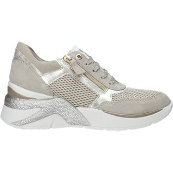 Cipők Női Rövid szárú edzőcipők Valleverde 18302 Szürke