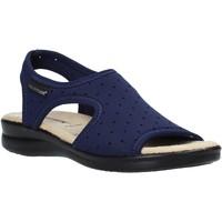 Cipők Női Szandálok / Saruk Valleverde 25325 Kék
