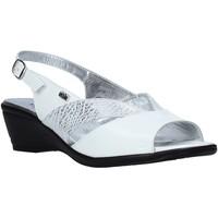 Cipők Női Szandálok / Saruk Valleverde 33105 Fehér