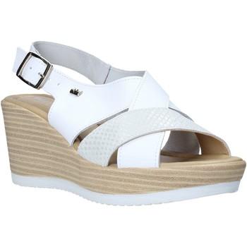 Cipők Női Szandálok / Saruk Valleverde 32421 Fehér
