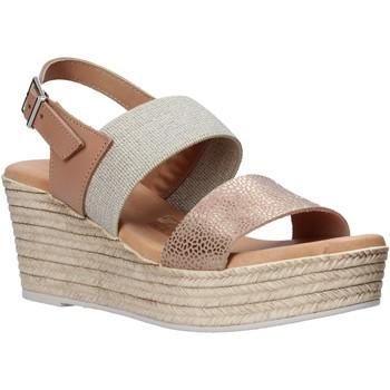 Cipők Női Szandálok / Saruk Valleverde 34275 Rózsaszín