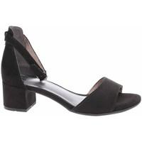 Cipők Női Szandálok / Saruk Jana 882836026001 Fekete