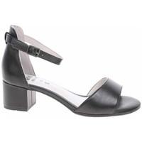 Cipők Női Szandálok / Saruk Jana 882833424001 Fekete