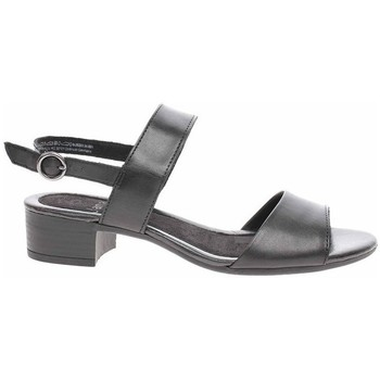 Cipők Női Szandálok / Saruk Jana 882820324001 Fekete