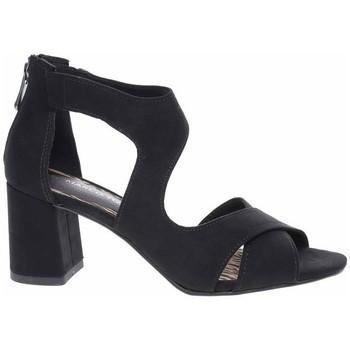 Cipők Női Szandálok / Saruk Marco Tozzi 222800134001 Fekete