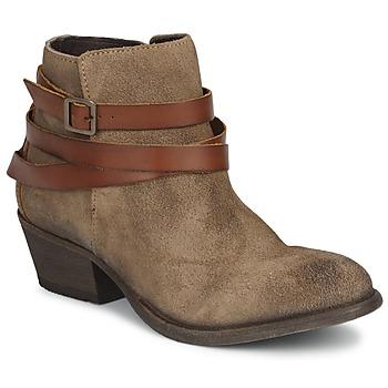 Cipők Női Bokacsizmák Hudson HORRIGAN Barna
