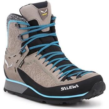 Cipők Női Túracipők Salewa Ws Mtn Trainer 2 Winter GTX 61373-7950 szary, niebieski