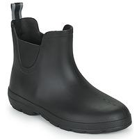 Cipők Női Gumicsizmák Isotoner 93701 Fekete