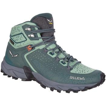Cipők Női Túracipők Salewa WS Alpenrose 2 Mid GTX 61374-8540 zielony