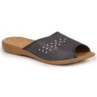 Cipők Női Mamuszok Befado BEF17A Szürke