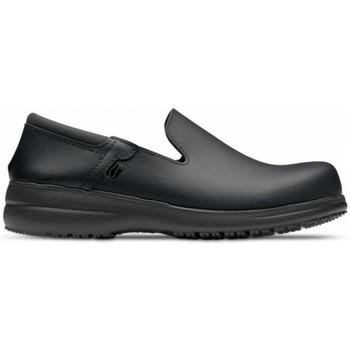 Cipők Férfi Belebújós cipők Feliz Caminar Zapato Laboral SENSAI - Fekete