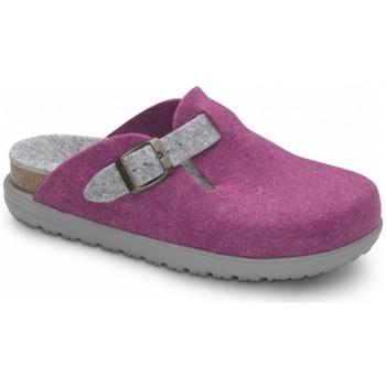 Cipők Női Mamuszok Feliz Caminar Zueco de Hogar DOMUS Rózsaszín