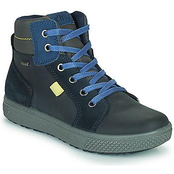 Cipők Fiú Hótaposók Primigi 8392511 Tengerész