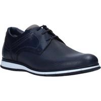 Cipők Női Oxford cipők Valleverde 46852 Kék
