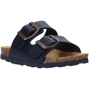 Cipők Gyerek Papucsok Bionatura 22B 1000 Kék