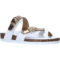 Cipők Gyerek Lábujjközös papucsok Bionatura 22B 1020 Fehér