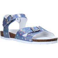 Cipők Gyerek Szandálok / Saruk Bionatura 22B 1005 Kék