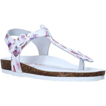 Cipők Gyerek Lábujjközös papucsok Bionatura 22B 1007 Fehér