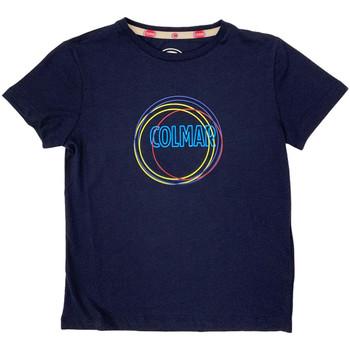 Ruhák Gyerek Rövid ujjú pólók Colmar 3514 7TQ Kék