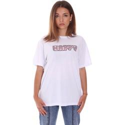 Ruhák Női Rövid ujjú pólók Naturino 6001026 01 Fehér