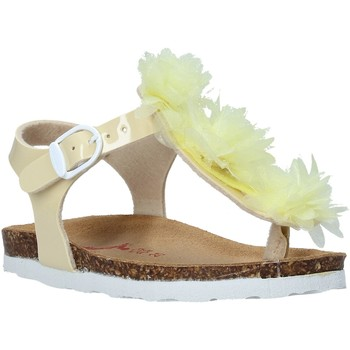 Cipők Lány Szandálok / Saruk Bionatura 22B 1007 Sárga