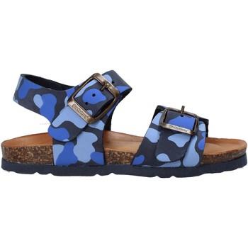 Cipők Gyerek Szandálok / Saruk Bionatura 22B 1002 Kék