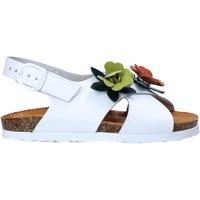 Cipők Lány Szandálok / Saruk Bionatura 22B 1047 Fehér