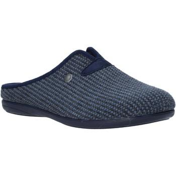 Cipők Férfi Mamuszok Grunland CI2423 Kék