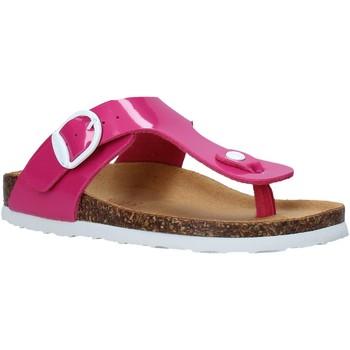 Cipők Gyerek Lábujjközös papucsok Bionatura 22B 1010 Rózsaszín