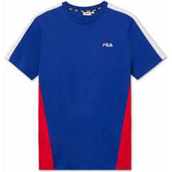 Ruhák Gyerek Rövid ujjú pólók Fila 688749 Kék