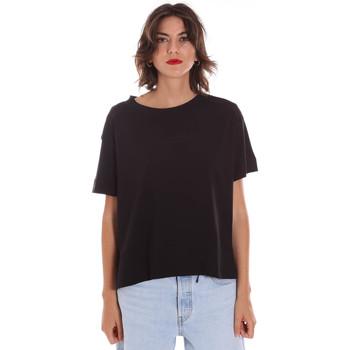 Ruhák Női Rövid ujjú pólók Invicta 4451248/D Fekete