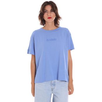 Ruhák Női Rövid ujjú pólók Invicta 4451248/D Kék