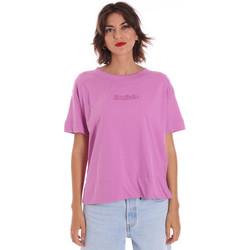 Ruhák Női Rövid ujjú pólók Invicta 4451248/D Rózsaszín