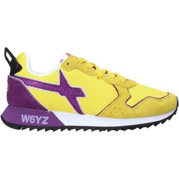 Cipők Női Rövid szárú edzőcipők W6yz 2013563 01 Sárga