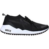 Cipők Női Rövid szárú edzőcipők W6yz 2014538 01 Fekete