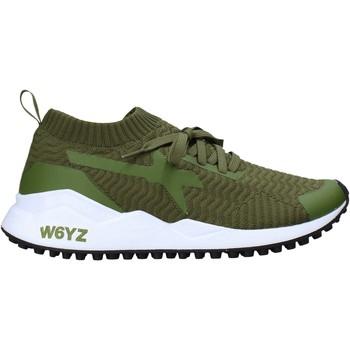 Cipők Férfi Rövid szárú edzőcipők W6yz 2014538 01 Zöld