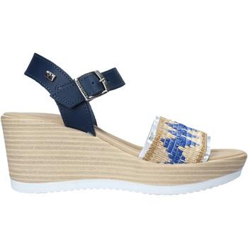 Cipők Női Szandálok / Saruk Valleverde 32422 Kék