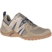 Cipők Férfi Rövid szárú edzőcipők Merrell J561999 Bézs