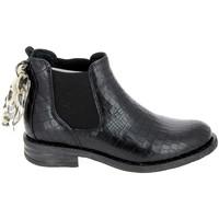 Cipők Női Csizmák Goodstep Boots Rio Noir Fekete