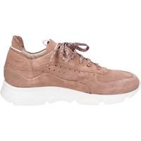 Cipők Női Rövid szárú edzőcipők Moma BH812 Rózsa