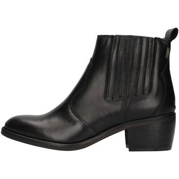 Cipők Női Bokacsizmák Dakota Boots DKT73 BLACK