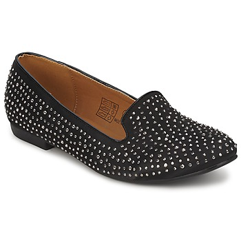 Cipők Női Balerina cipők / babák Buffalo DUKKE Fekete
