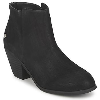 Cipők Női Bokacsizmák Blink MARA Fekete
