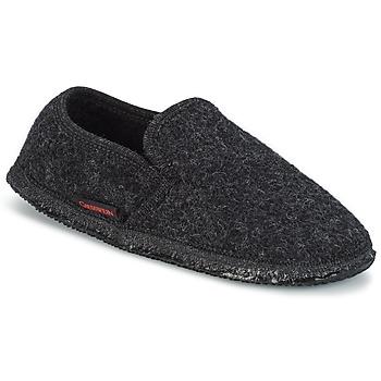 Cipők Férfi Mamuszok Giesswein NIEDERTHAL Fekete