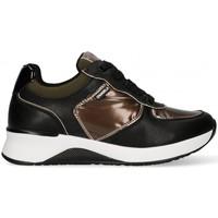 Cipők Női Rövid szárú edzőcipők Dangela 57863 Fekete